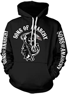 Officially Licensed Logo Hoodie