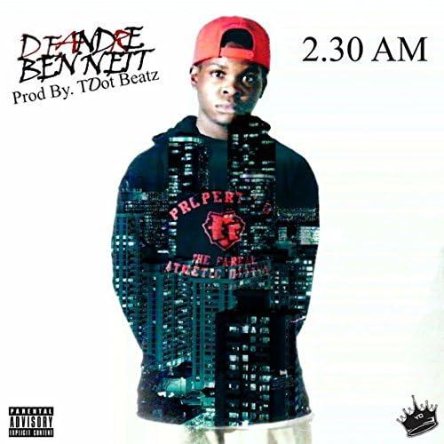 Deandre Bennett