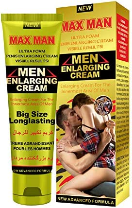 Hotiary Men s Massage Cream Longer and Thicker Penis Enhancement Cream Sex Products Private product image