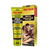 Hotiary Men's Massage Cream Longer and Thicker Penis Enhancement Cream Sex Products Private