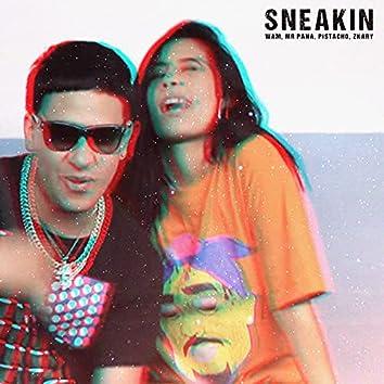 Sneakin