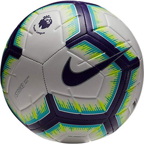 Nike Strike Premier League 1819 Football White Size 5