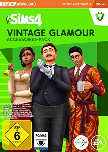Die Sims 4 -  Accessoires Vintage (SP 9) DLC [PC Code - Origin]