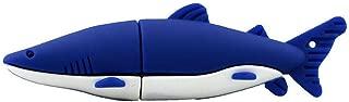 (デマ―クト)De.Markt USBメモリ 32GB マイクロUSB 高速 USB2.0 フラッシュメモリ 防水 安い USBフラッシュドライブ タブレット パソコン USBフラッシュ かわいい 人気 サメ