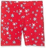 Brums Ciclista Jersey Elasticizzato Fantasia Pantalones Cortos, Rojo (Rossol 05 744), 86 (Talla del Fabricante: 18M) para Bebés