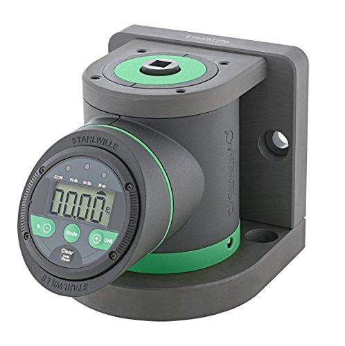 SmartCheck 400 Elektronische testapparaat voor momentsleutels en momentschroevendraaiers, optische en akoestische bescherming tegen overbelasting, voeding of batterijen, 40-400 N•m