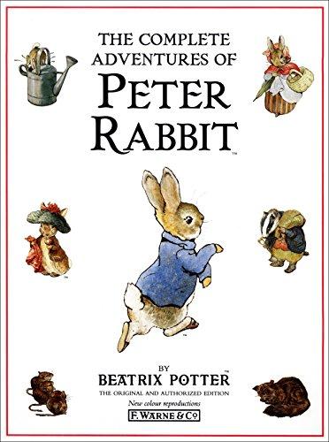 The Complete Adventures of Peter Rabbitの詳細を見る