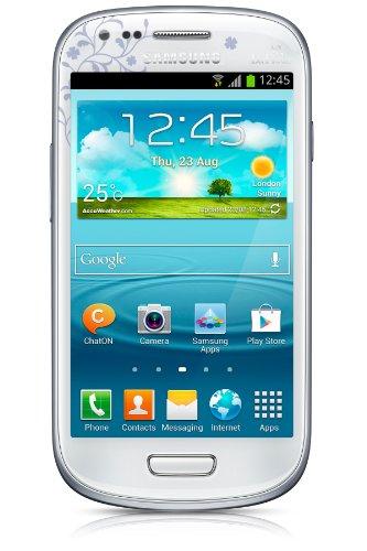Samsung i8190 Galaxy S3 Mini White La Fleur Orig.