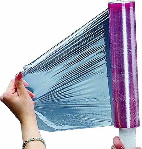 Fripac-Medis Rouleau de 1000 feuilles de film plastique perforé pour cheveux 30 x 30 cm, longueur totale 300 m