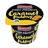 VIT.O.BEST Pudding Caramelo High Protein EHRMANN 200 gr, Estándar, Único
