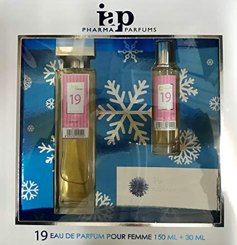 Pack de perfume 150 ml + 30 ml iap perfume nº 19...