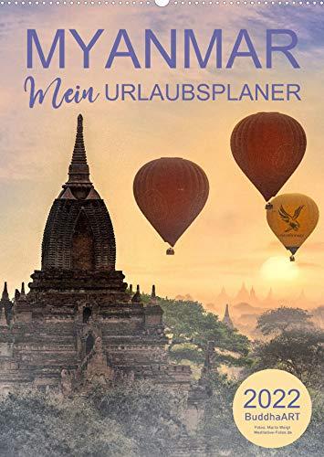 MYANMAR – Mein Urlaubsplaner (Wandkalender...
