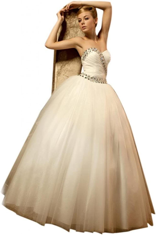 Passat Low Cut Wedding Dresses