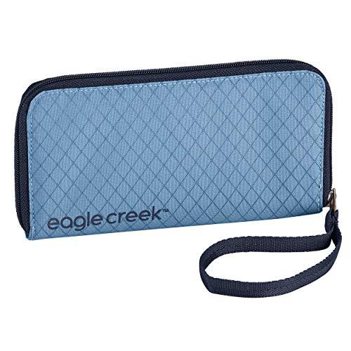 eagle creek RFID Wristlet Wallet Passport Holder, Arctic Blue, Braccialetto Unisex-Adulto, Blu Artico, Taglia unica