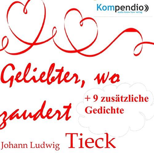 Geliebter wo zaudert audiobook cover art