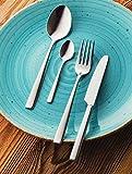 Fine Dine Dessertmesser   Buttermesser Klein   Messer Besteck   Tafelmesser   Garda Edelstahl 18/10...