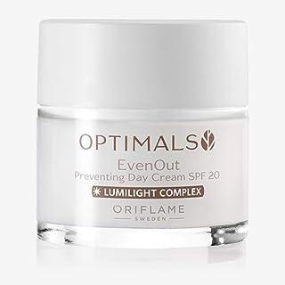Oriflame OPTIMALS Even Out Preventing Day Cream SPF 20 50 ml