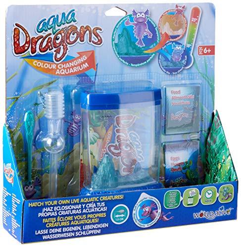 Aqua Dragons- Juguete Educativo (World Alive 7001)