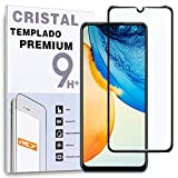 Protector de Pantalla Curvo para Vivo Y70 - Vivo V20 SE, Negro, Cristal Vidrio Templado Premium, 3D / 4D / 5D, Anti Roturas