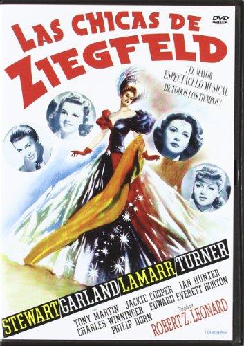 Las Chicas De Ziegfeld [DVD]