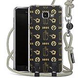 DeinDesign Coque Collier Compatible avec Samsung Galaxy A5 Duos 2016 Coque avec Cordon Coque avec...