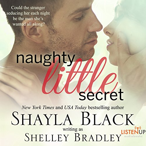 Naughty Little Secret audiobook cover art