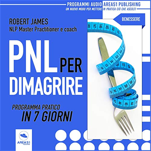 PNL per dimagrire audiobook cover art