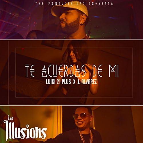Luigi 21 Plus feat. J Alvarez & Los Illusions