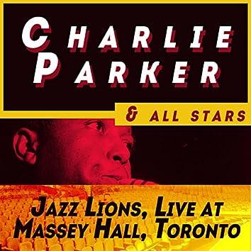 Jazz Lions, Live at Massey Hall, Toronto 1953