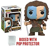 Funko Pop! Movies: Braveheart - William Wallace Vinyl Figure (Bundled with Pop Box Protector Case)