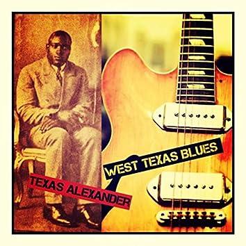 West Texas Blues (feat. Lonnie Johnson)