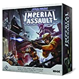 Fantasy Flight Games- Star Wars Imperial Assault (Edge Entertainment EDGSWI01)