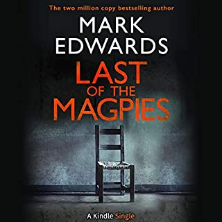 Last of the Magpies cover art