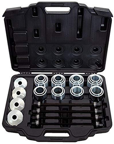 KS Tools 700.1700 Pack Casquillos de presión y de tracción, en maletín...