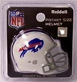 Buffalo Bills Riddell Revolution Pocket Pro Football Helmet