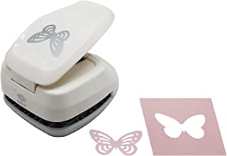 1.5 inch Butterfly Silhouette Craft Lever Punch for Scrapbooking Cards Paper Arts (Butterfly)