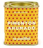 LA PASTORA | Producto Gourmet | Pimentón Ahumado | 75 gr. | 100% Natural | Pimentón en Polvo | Potente Antioxidante | Apto Para Celíacos | Condimenta Tus Comidas | Pimentón Español