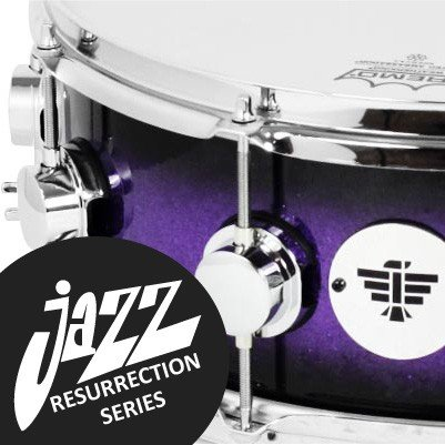 Santafe Drums SN0010 - Set jazz resurrection colores, color