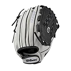 """powerful Wilson A1000 12.5 Outfield Fast Pitch Gloves-Right Hand"""""""