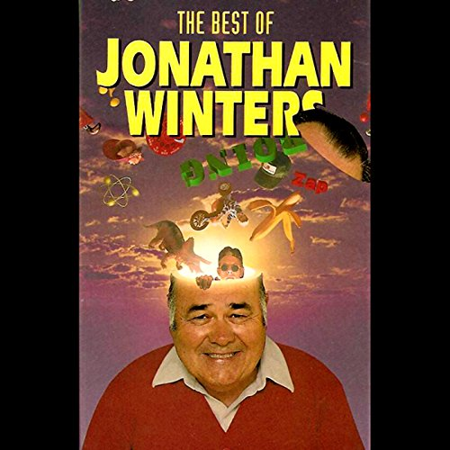 The Best of Jonathan Winters audiobook cover art