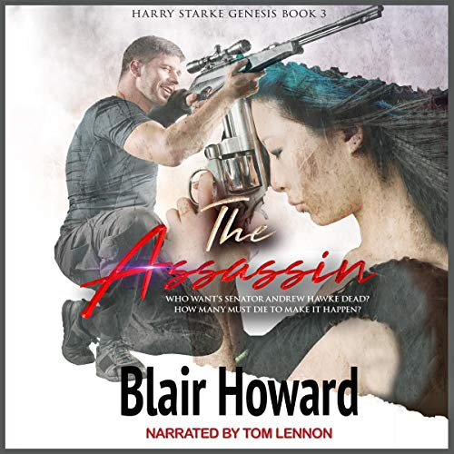 The Assassin Audiobook By Blair Howard cover art