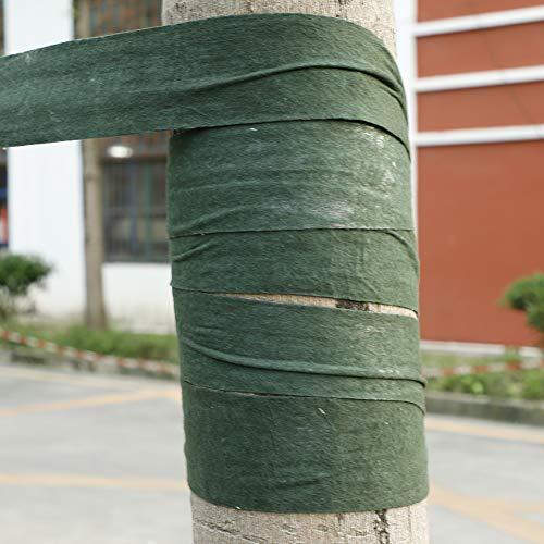 Asdomo Lot de 20 Bandages de Protection pour Arbres et Plantes pour Garder au Chaud et hydratant