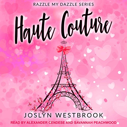 Haute Couture audiobook cover art