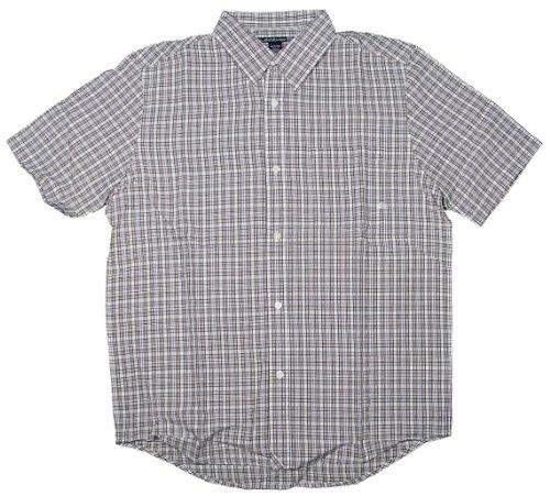 Quiksilver goleta SS botón abajo camisa–caqui