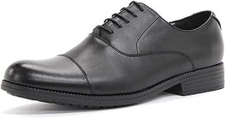 [ジンク] 6000 ビジネスシューズ 革靴 メンズ 本革 日本製 屈曲性 滑りにくい 防滑ソール 軽量 国産 ビジネス 撥水 紳士靴 通勤