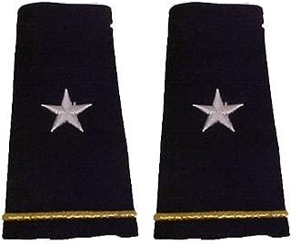 Army Uniform Epaulets - Shoulder Boards O-7 BRIGADIER GENERAL