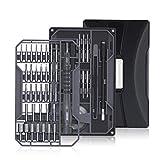 HUXIZ Destornilladores de precisión Magnéticos Juego de destornilladores Torx Brocas Destornillador para iPhone, Ordenador, Teléfono Móvil, Kit de herramientas de reparación