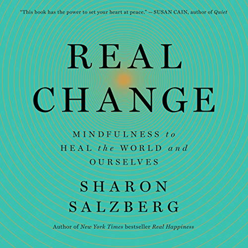 Real Change audiobook cover art