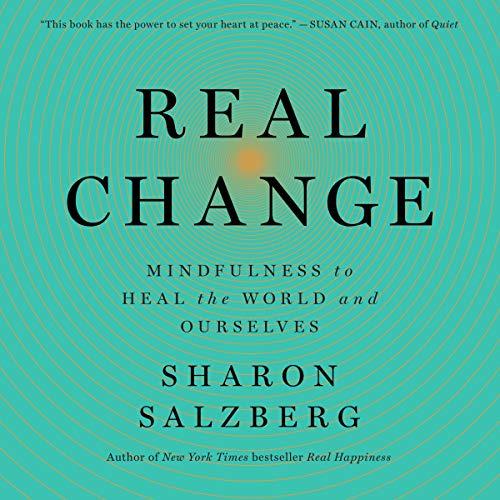 Couverture de Real Change