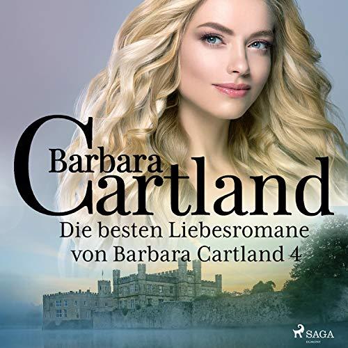 Die besten Liebesromane von Barbara Cartland 4 Titelbild